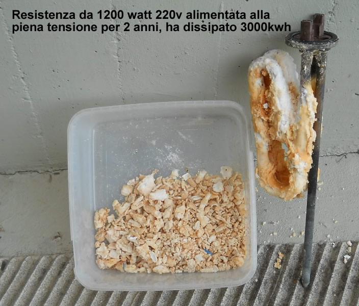 Come aumentare la durata della resistenza del boiler - Costo resistenza scaldabagno ...
